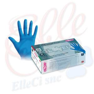 guanti blu hirisk