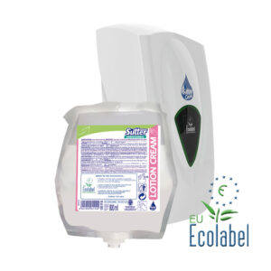 lotion foam ecolabel