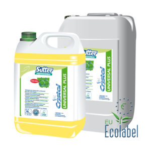 universal plus ecolabel