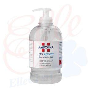 amuchina gel igienizzante mani