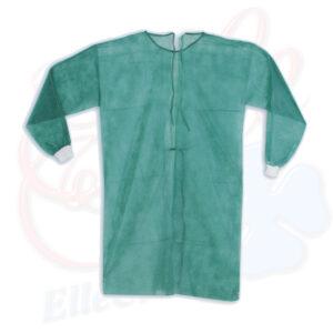 camice monouso verde