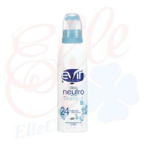 Deo Neutro no gas Evin ml.150-0