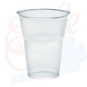 Bicchieri Polipropilene cc.200 pz.100 trasparenti-0