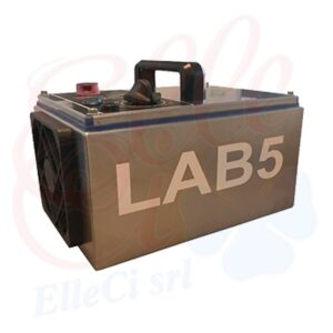 Lab5 Ozonizzatore portatile
