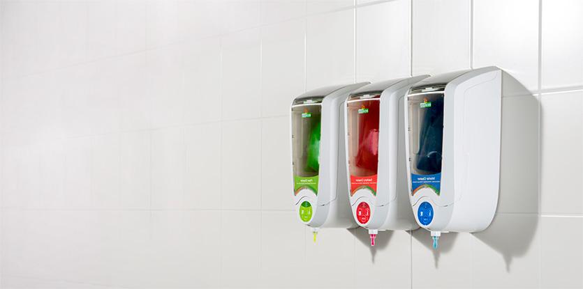 Ecodos & Ecodet - Professional Hygiene System